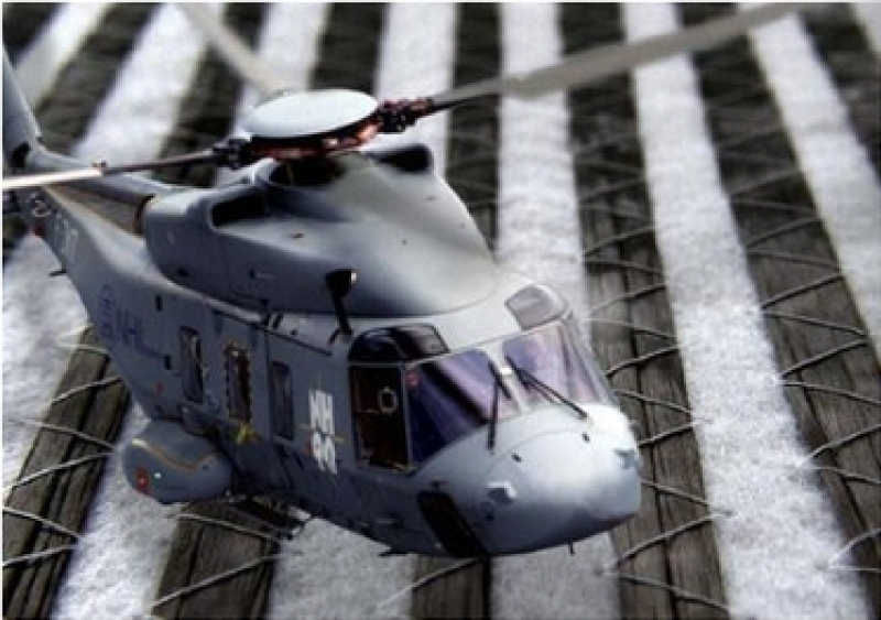 elicottero MATRIX