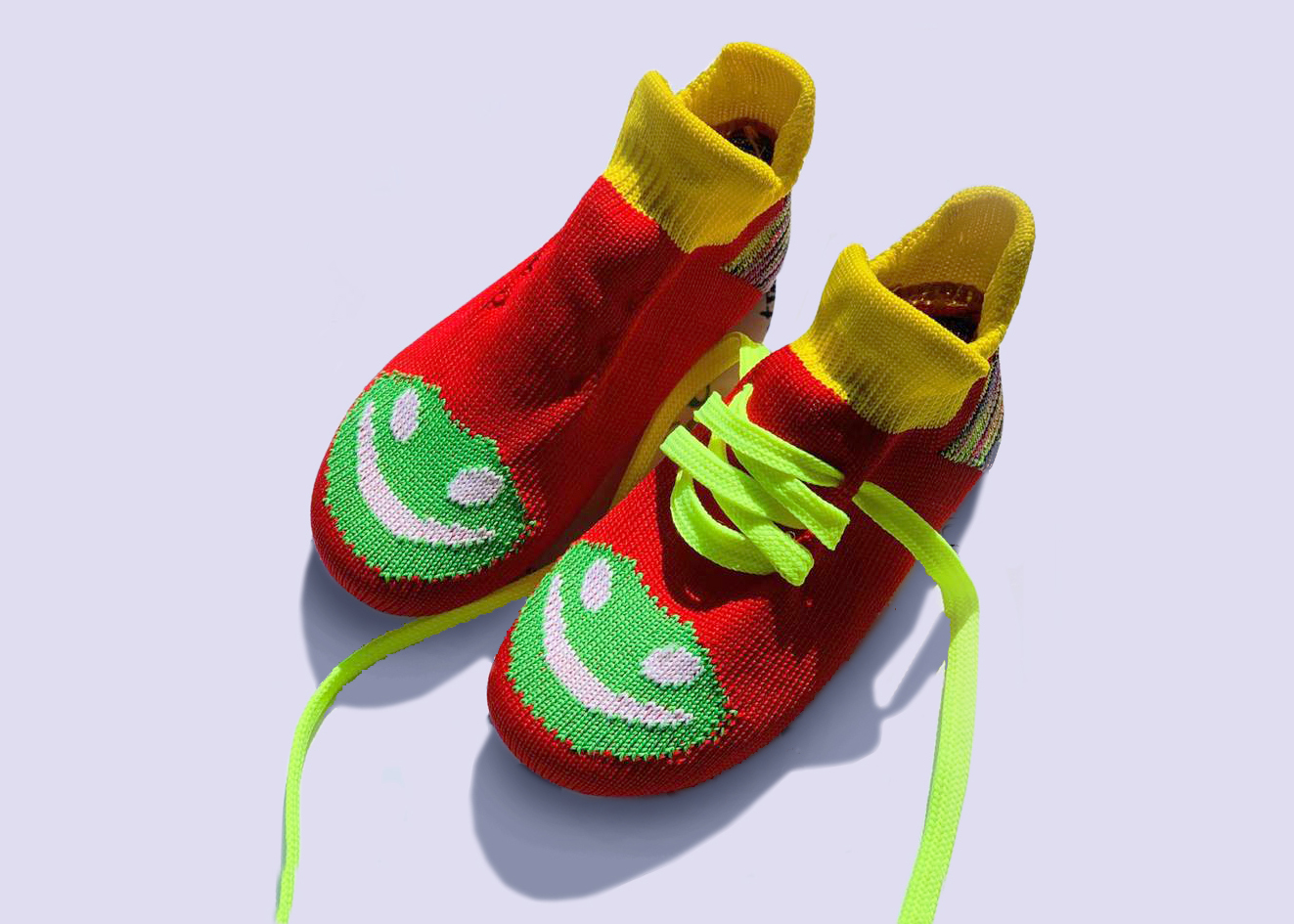 shoes 3 KNITTED