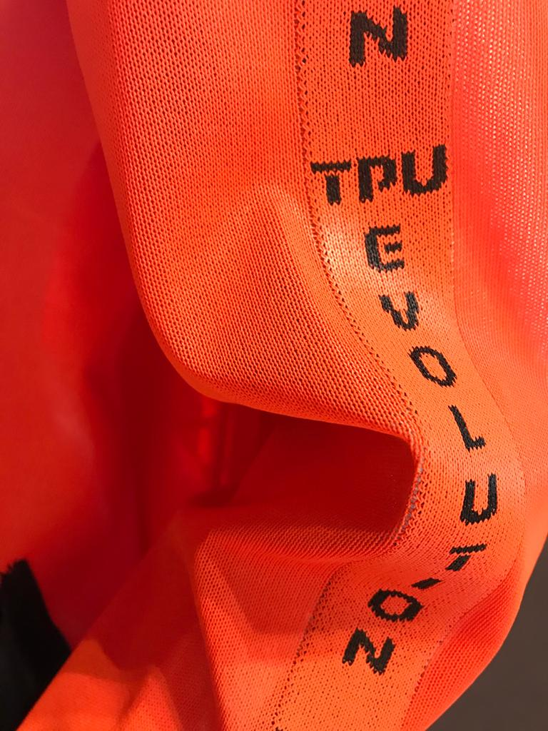 Tessuto TPU Evolution Arancione