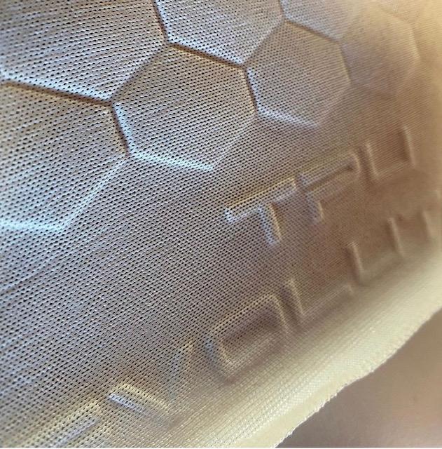 TPU White Fabric